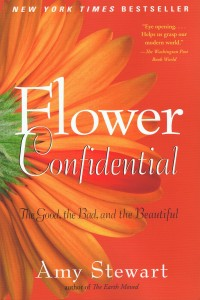 Flower Confidential US paperback edition Algonquin Books of Chapel Hill