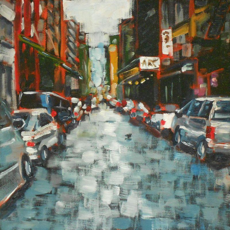 """""""Soho Street"""""""