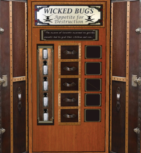 Wicked Bugs: The Portable Exhibit