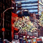 Springtime in NY