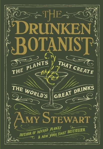 Cover of The Drunken Botanist
