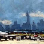 Manhattan from Newark