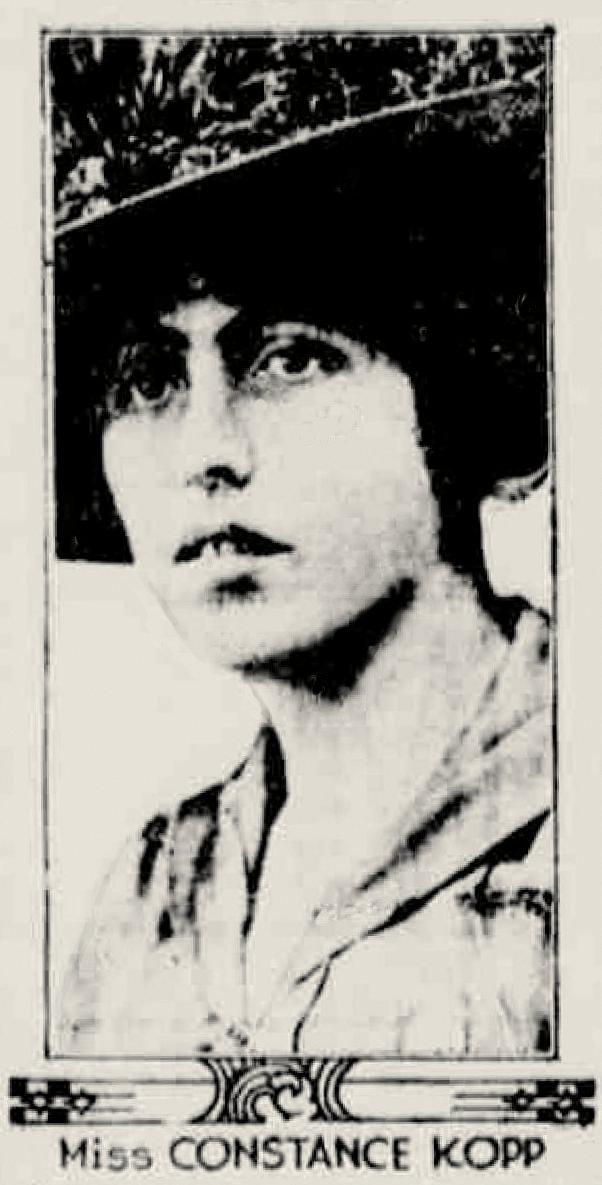 Constance Amelie Kopp
