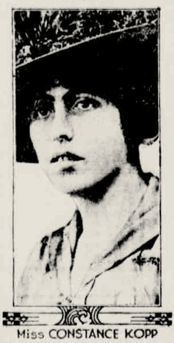 Constance Kopp from Amy Stewart archive multiple newspapers 1916