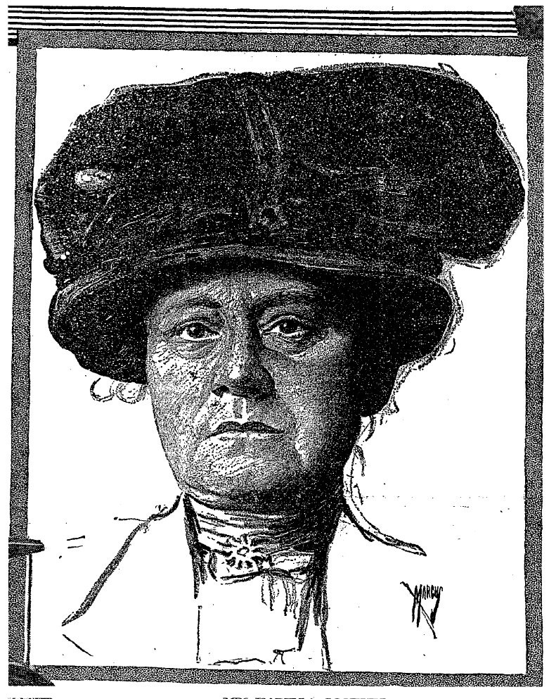 Isabella Goodwin New York Times 1912