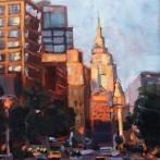 East Village at Sunset