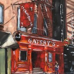 Gatsby's Bar, New York