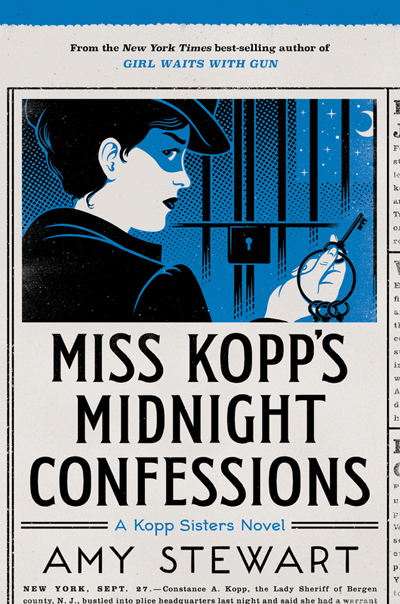 Cover of Miss Kopp's Midnight Confessions