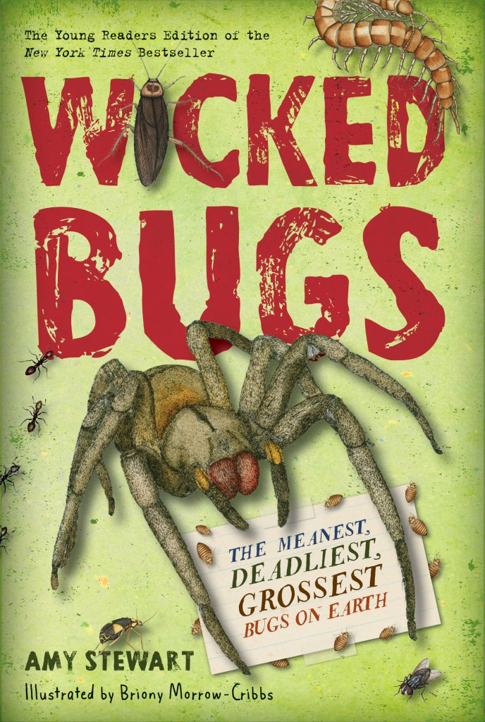 Cover of Wicked Bugs Young Readers Edition