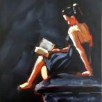 Woman in Black, Reading