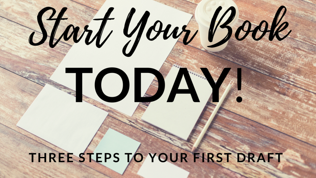 Start Your Book Today