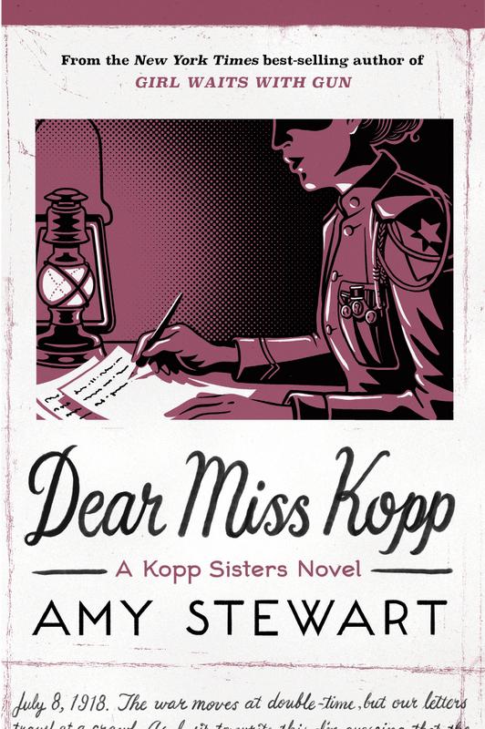 Cover of Dear Miss Kopp
