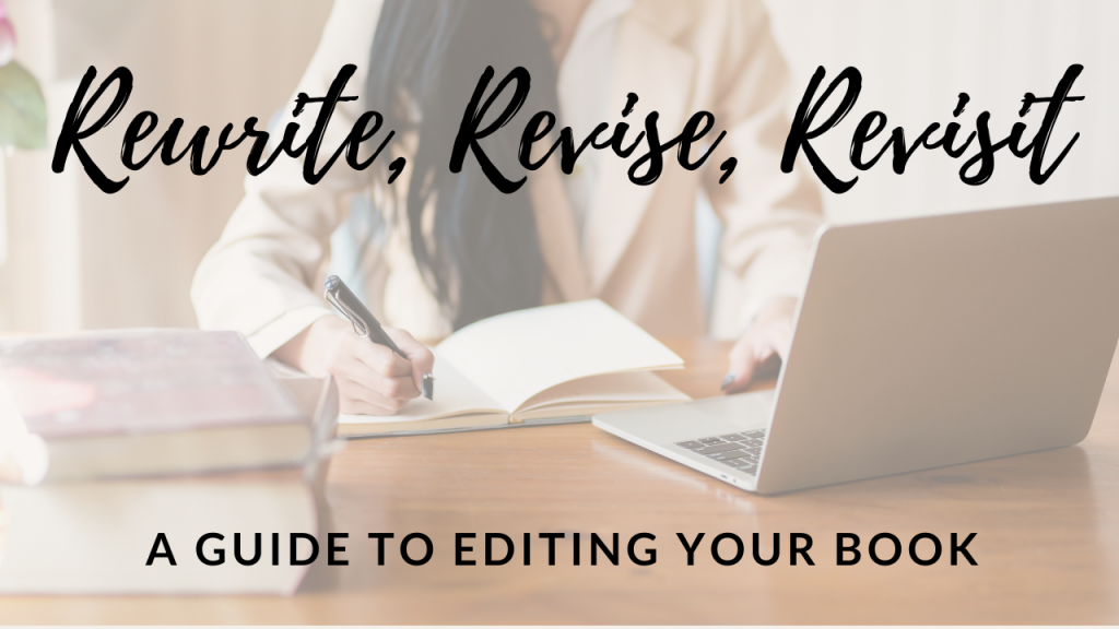 Rewrite, Revise, Revisit